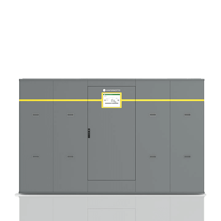 Industrial Line Goliath 6900 - Geo heat pump 690 - 1000 kW